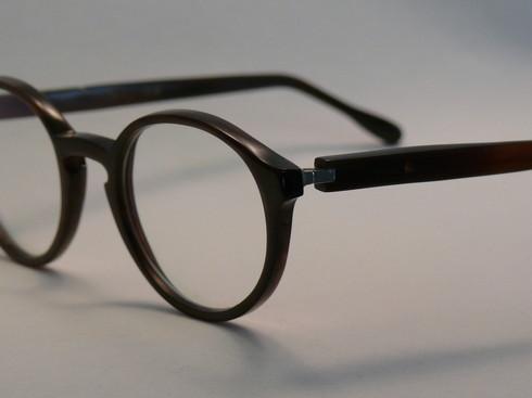 pantoförmige-büffelhornbrille-mit-federscharnier